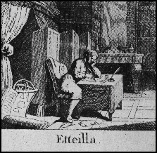 Portrait of Etteilla