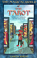 cover of The Magical World of the Tarot